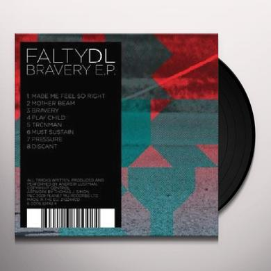 Falty Dl BRAVERY Vinyl Record