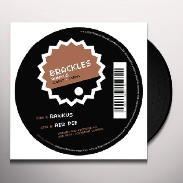 Brackles RAWKUS Vinyl Record
