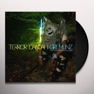 Terror Danjah GREMLINZ Vinyl Record