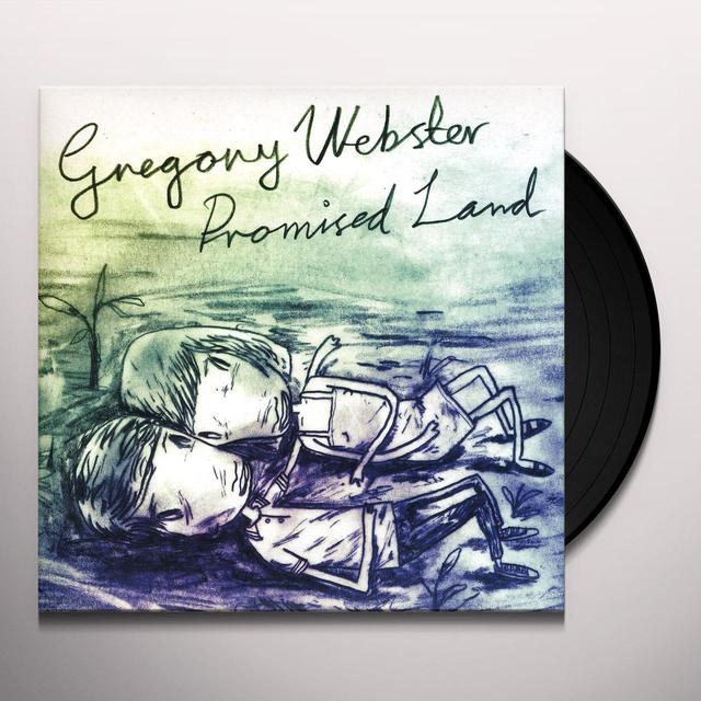 Gregory Webster PROMISED LAND Vinyl Record