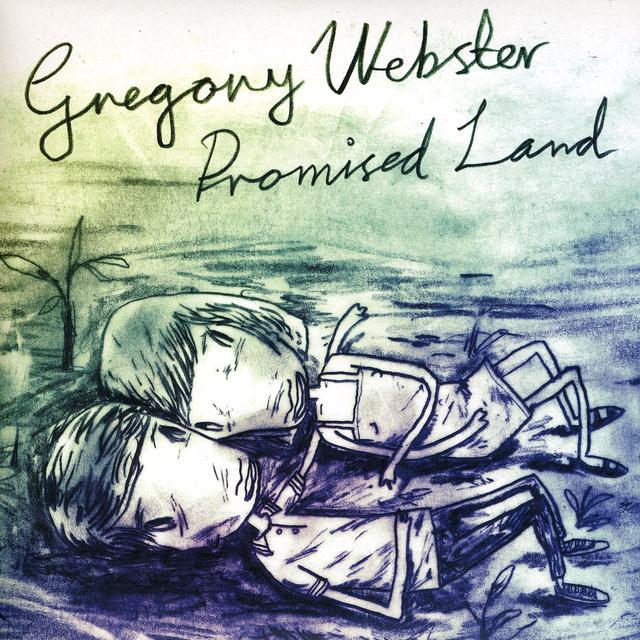 Gregory Webster PROMISED LAND Vinyl Record
