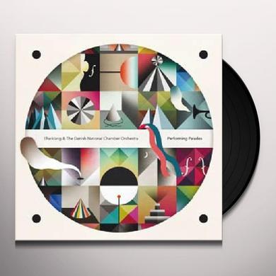 Efterklang / Danish National Chamber Orchestra PERFORMING PARADES (W/DVD) Vinyl Record