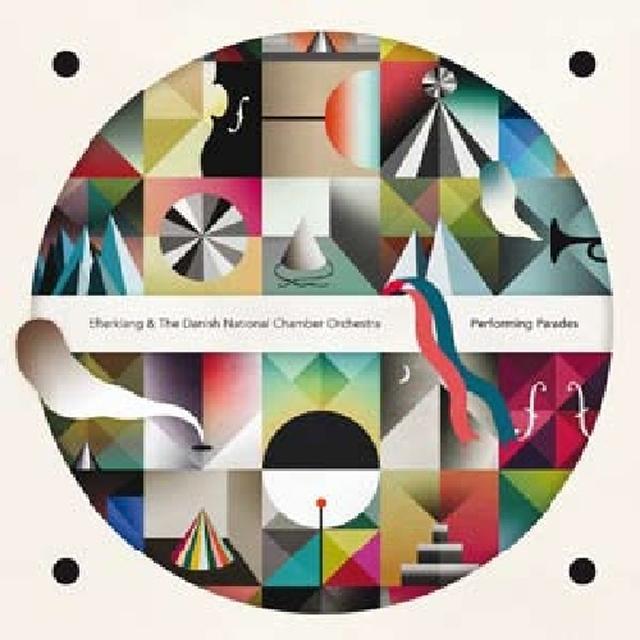 Efterklang / Danish National Chamber Orchestra PERFORMING PARADES Vinyl Record