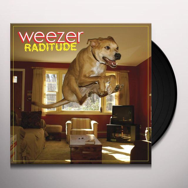 Weezer RADITUDE Vinyl Record