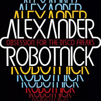 Alexander Robotnick OBSESSION FOR THE DISCO FREAKS Vinyl Record