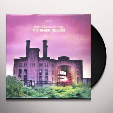 Black Hollies SOFTLY TOWARDS THE LIGHT Vinyl Record
