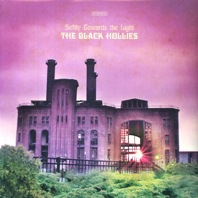 Black Hollies SOFTLY TOWARDS THE LIGHT Vinyl Record
