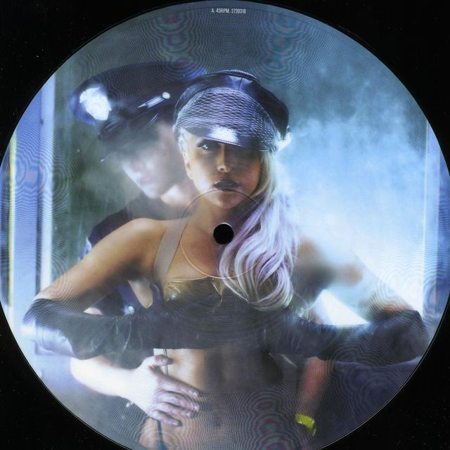 Lady Gaga LOVEGAME (PICTURE DISC) (PICT) (Vinyl)