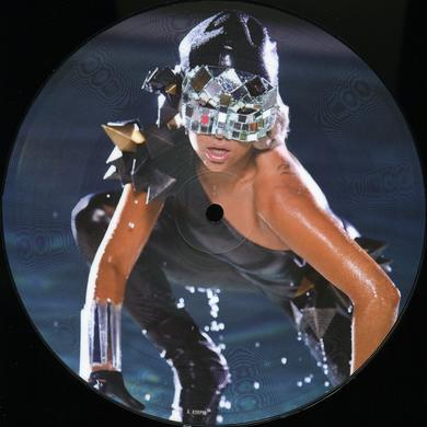 Lady Gaga POKER FACE (PICTURE DISC) Vinyl Record - Picture Disc