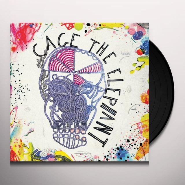 CAGE THE ELEPHANT Vinyl Record