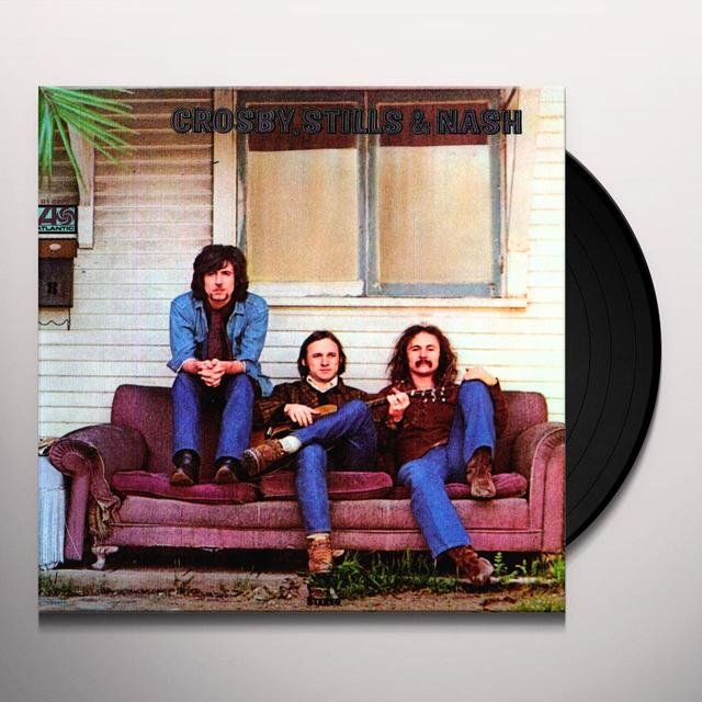 CROSBY STILLS & NASH Vinyl Record - 180 Gram Pressing