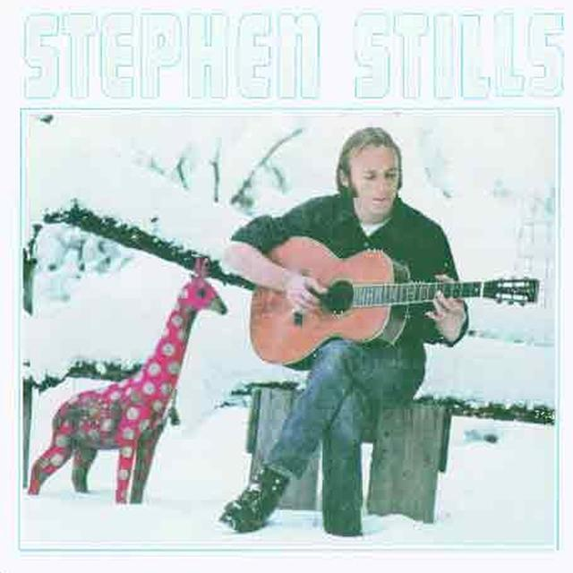 STEPHEN STILLS Vinyl Record - 180 Gram Pressing