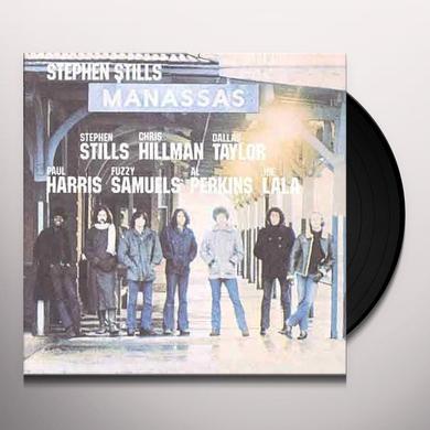 Stephen Stills MANASSAS Vinyl Record - 180 Gram Pressing