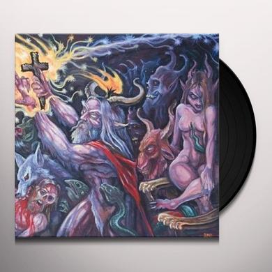 Saviours ACCELERATED LIVING Vinyl Record