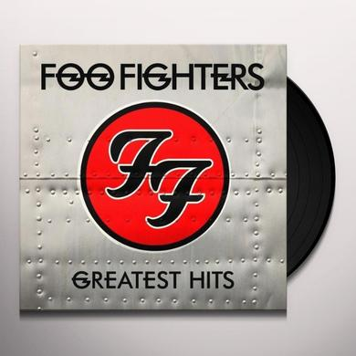 Foo Fighters GREATEST HITS Vinyl Record