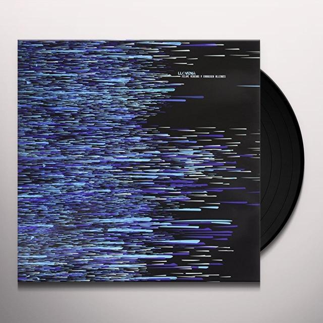 Felipe Venegas / Francisco Allendes LLOVIZNA Vinyl Record
