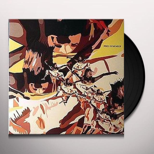 Mendoza REMEMBER (EP) Vinyl Record