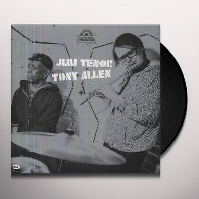 Jimi Tenor / Tony Allen INSPIRATION INFORMATION Vinyl Record