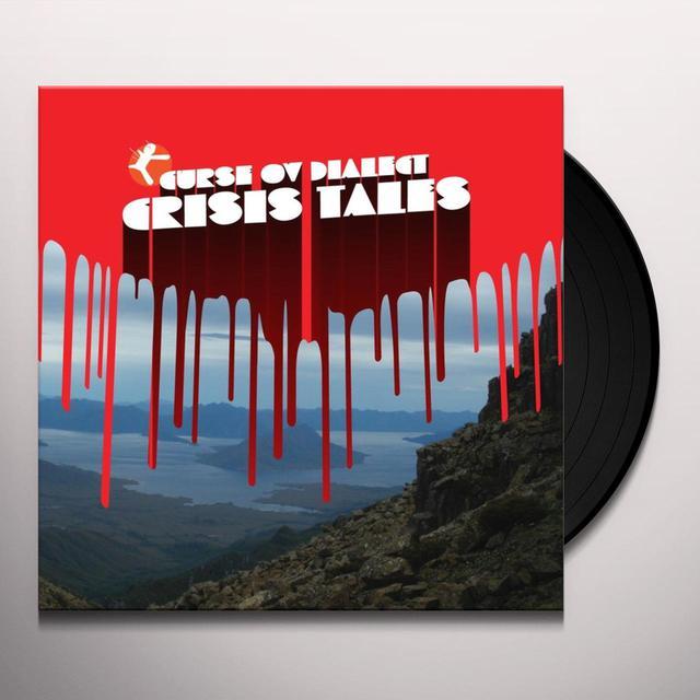 Curse Ov Dialect CRISIS TALES Vinyl Record