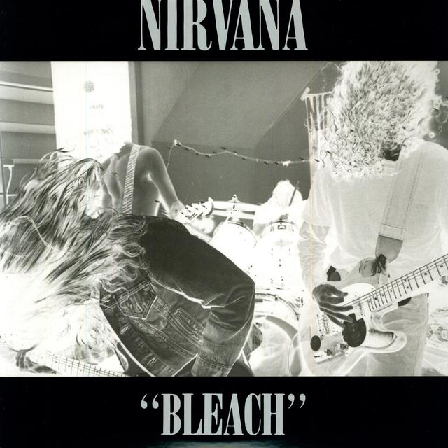 Nirvana BLEACH (DELUXE) Vinyl Record