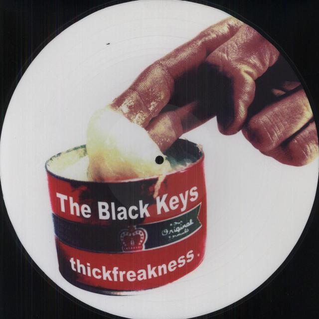 Black Keys THICKFREAKNESS Vinyl Record