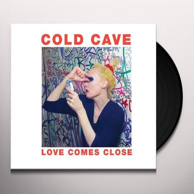 Cold Cave LOVE COMES CLOSE (BONUS TRACKS) Vinyl Record
