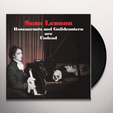 Sean Lennon ROSENCRANTZ & GUILDENSTERN ARE UNDEAD Vinyl Record