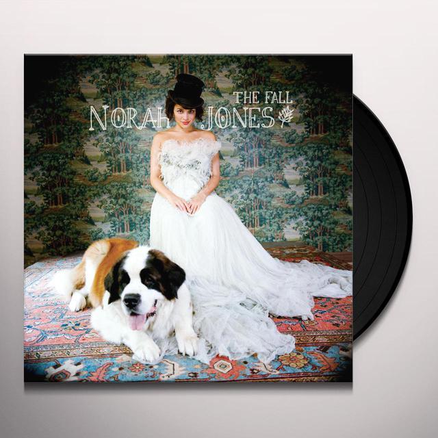 Norah Jones FALL Vinyl Record