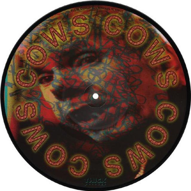 Cows MISSING LETTER IS YOU Vinyl Record
