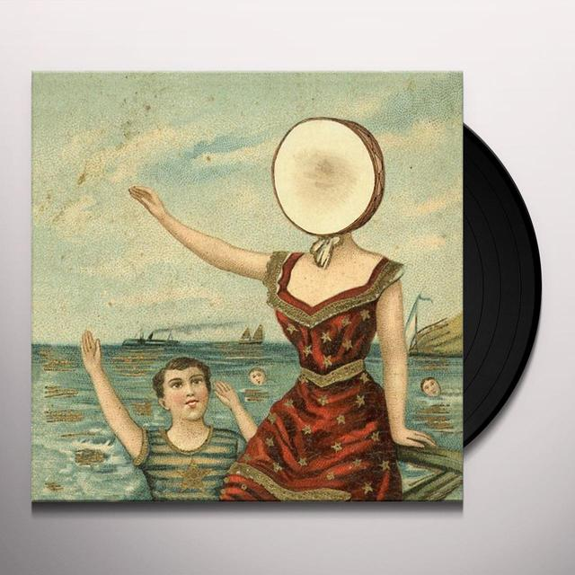 Neutral Milk Hotel IN THE AEROPLANE OVER THE SEA Vinyl Record - 180 Gram Pressing, Reissue