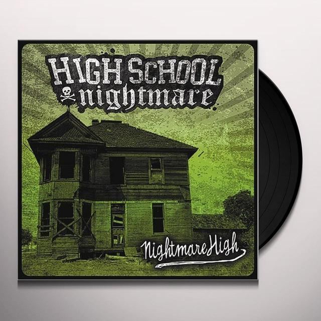 Highschool Nightmare NIGHTMARE HIGH Vinyl Record