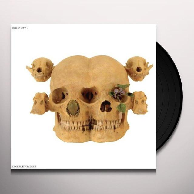 Kohoutek LOSSLESS LOSS Vinyl Record - Limited Edition
