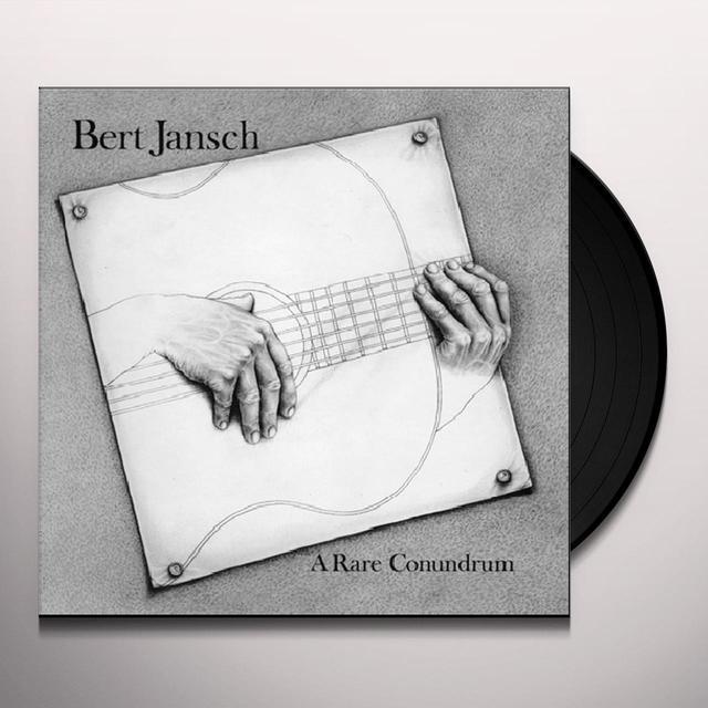 Bert Jansch RARE CONUNDRUM (Vinyl)