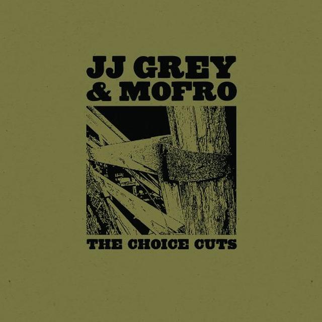 Jj Grey & Mofro CHOICE CUTS Vinyl Record
