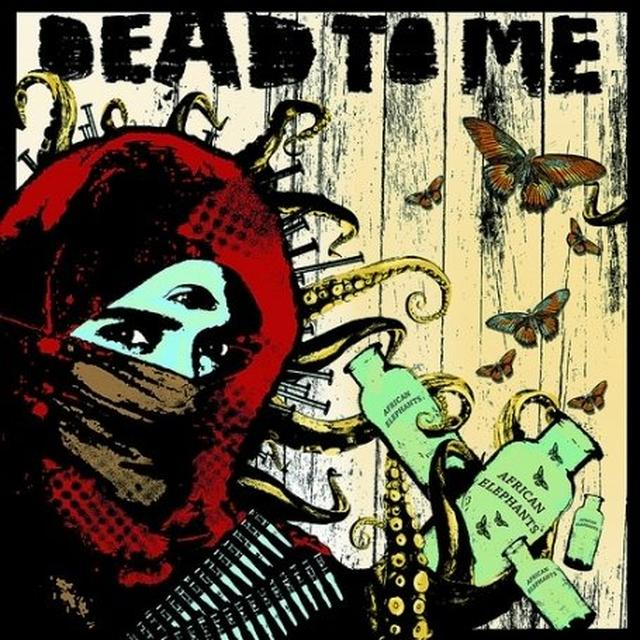 Dead To Me AFRICAN ELEPHANTS Vinyl Record