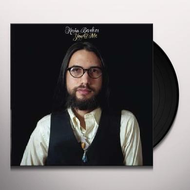 Kevin Barker YOU & ME Vinyl Record - Digital Download Included