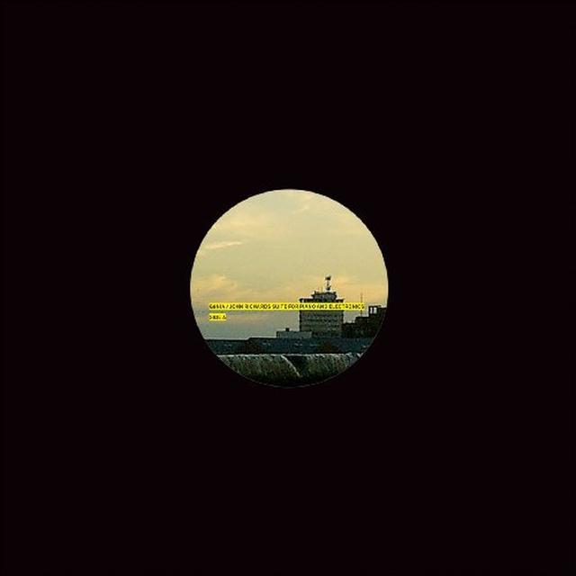 John / Genia Richards SUITE FOR PIANO & ELECTRONICS Vinyl Record