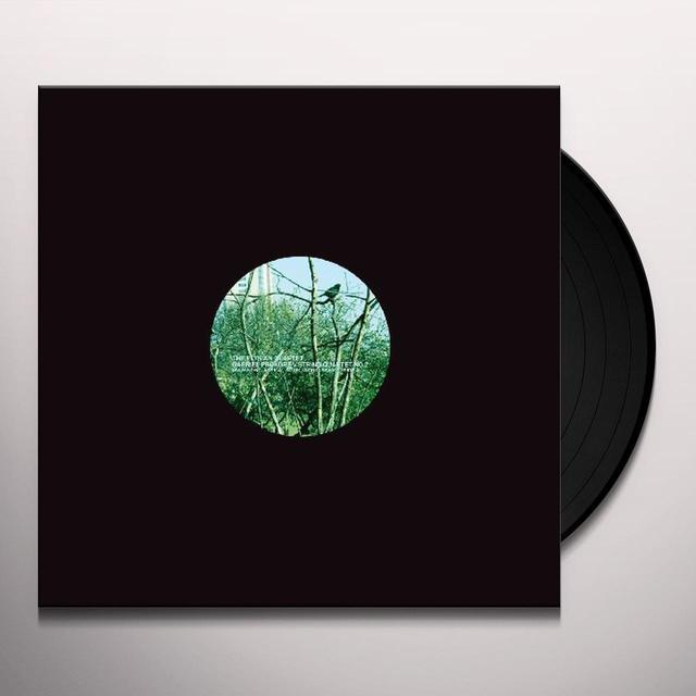 Prokofiev / Elysian Quartet STRING QUARTET 2 Vinyl Record