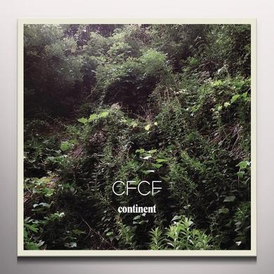 Cfcf CONTINENT Vinyl Record - w/CD, Colored Vinyl, Reissue