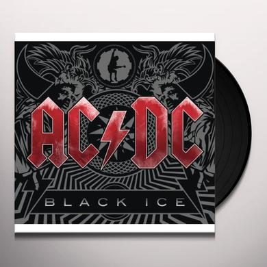AC/DC BLACK ICE Vinyl Record