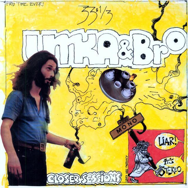 Umka & Bro CLOSER SESSIONS (LTD) (Vinyl)