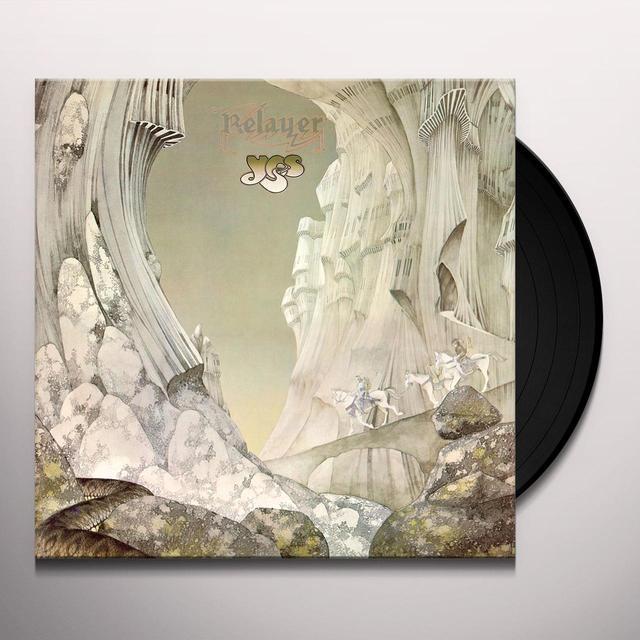 Yes RELAYER Vinyl Record - 180 Gram Pressing