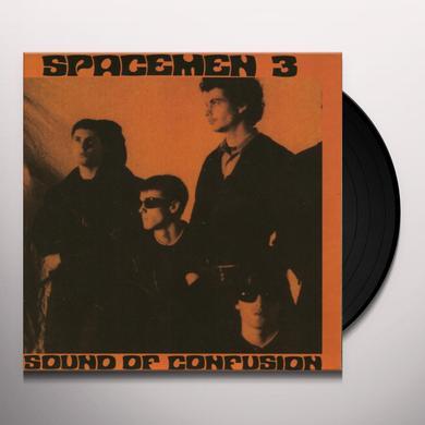 Spacemen 3 SOUND CONFUSION Vinyl Record - 180 Gram Pressing