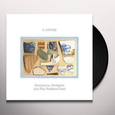C Joynes REVENANTS PRODIGIES & THE RESTLESS DEAD Vinyl Record - Limited Edition