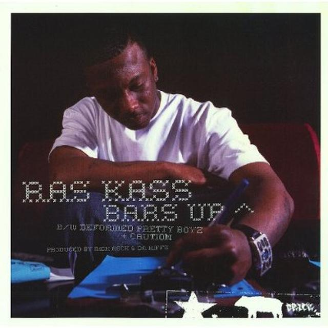 Ras Kass BARS UP Vinyl Record