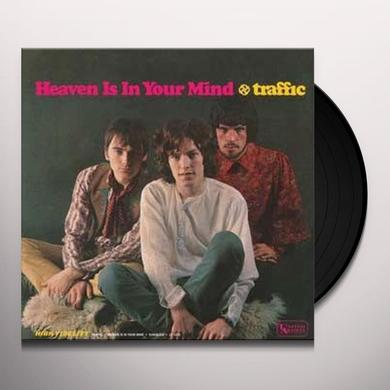 Traffic HEAVEN IS IN YOUR MIND / MR FANTASY Vinyl Record