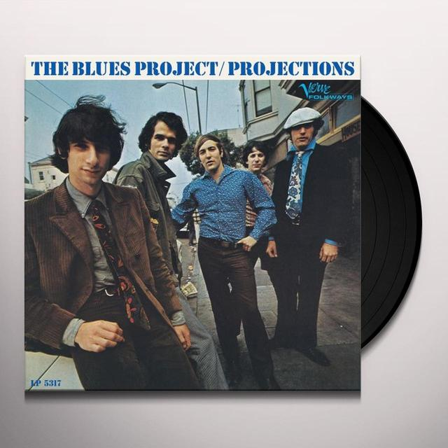 Blues Project PROJECTIONS Vinyl Record