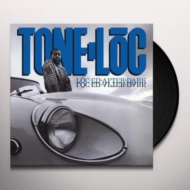 Tone-Loc LOC-ED AFTER DARK Vinyl Record