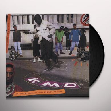 K.M.D. MR HOOD Vinyl Record