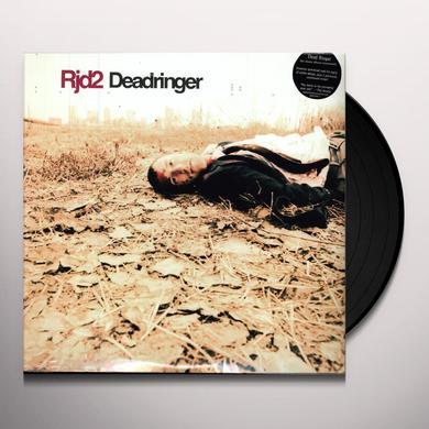 Rjd2 DEAD RINGER (BONUS TRACKS) Vinyl Record - Reissue